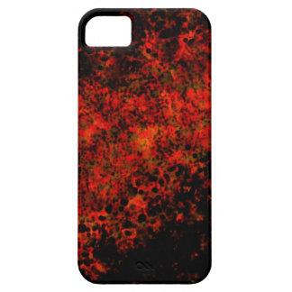 Caja del magma iPhone 5 Case-Mate cárcasas