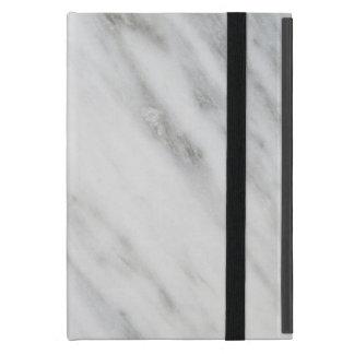 Caja del mármol de Carrara iPad Mini Cobertura