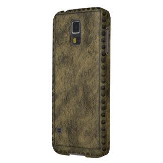 Caja del metal de Steampunk y del teléfono del Carcasas De Galaxy S5