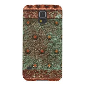 Caja del metal de Steampunk y del teléfono del Funda Para Galaxy S5