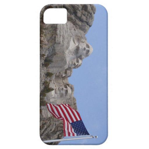 Caja del monte Rushmore Iphone 5 Funda Para iPhone SE/5/5s
