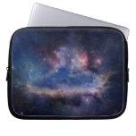 Caja del ordenador portátil de la galaxia fundas ordendadores