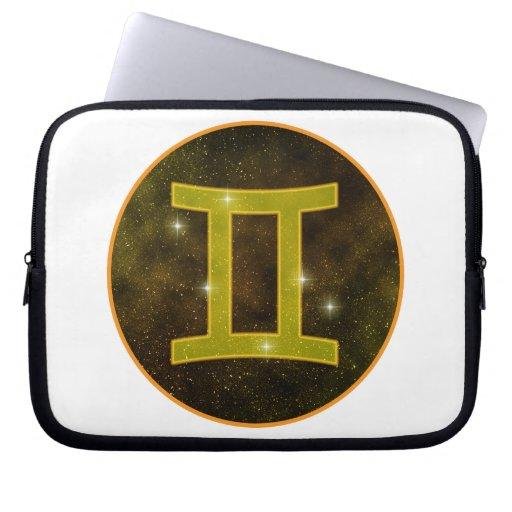 Caja del ordenador portátil de las estrellas de lo funda ordendadores