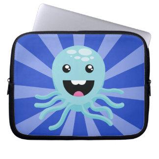 Caja del ordenador portátil de Roscoe Manga Portátil