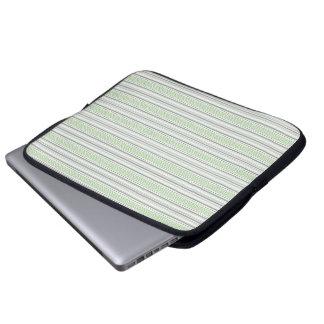 Caja del ordenador portátil del pistacho de la ray funda portátil