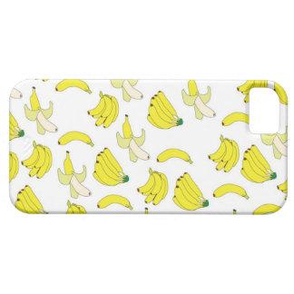 Caja del papel pintado del plátano iPhone 5 carcasa