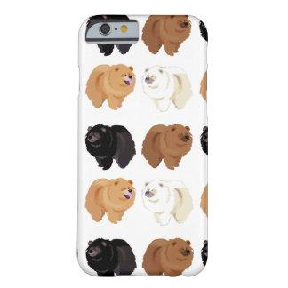 caja del perro chino de perro chino iPhone6 Funda Barely There iPhone 6