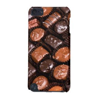 Caja del placer de los amantes del chocolate de carcasa para iPod touch 5
