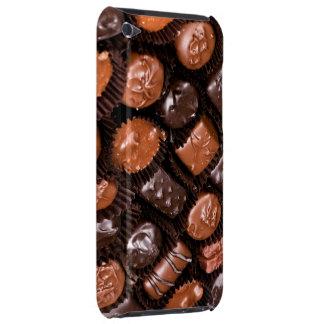 Caja del placer de los amantes del chocolate de funda iPod