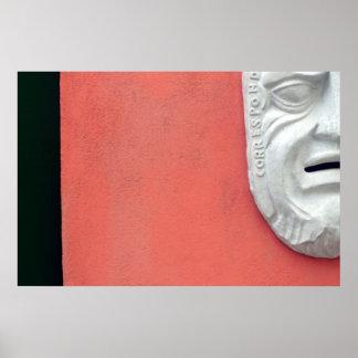 caja del poste en La Habana Cuba Impresiones