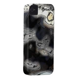 Caja del quelpo Case-Mate iPhone 4 funda