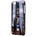 Caja del recuerdo del Times Square del caso del iP