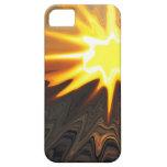 caja del resplandor solar iPhone4 iPhone 5 Case-Mate Cobertura