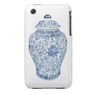 CAJA DEL TARRO DEL JENGIBRE iPhone 3 Case-Mate FUNDAS