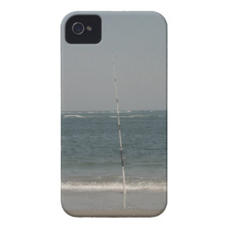 Caja del teléfono 4 de la playa de New Jersey Funda Para iPhone 4 De Case-Mate