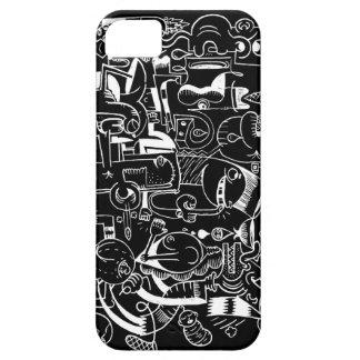 ¡Caja del teléfono 5 del Fest I de la diversión! iPhone 5 Case-Mate Protectores