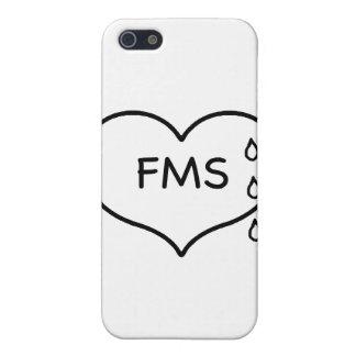 Caja del teléfono - campaña del Humaneness del Fib iPhone 5 Carcasas