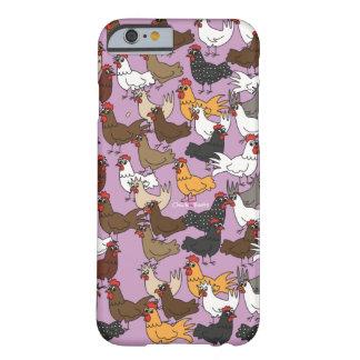 Caja del teléfono celular/cubierta - púrpura funda barely there iPhone 6