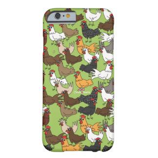 Caja del teléfono celular/cubierta - verde funda de iPhone 6 barely there
