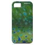 Caja del teléfono celular de Dorado iPhone 5 Case-Mate Carcasa