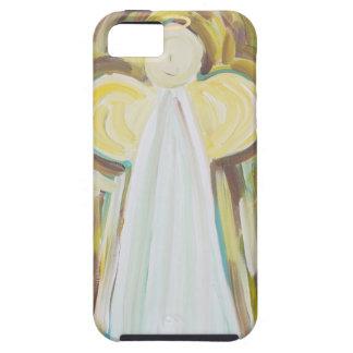 caja del teléfono celular del ángel iPhone 5 Case-Mate cobertura
