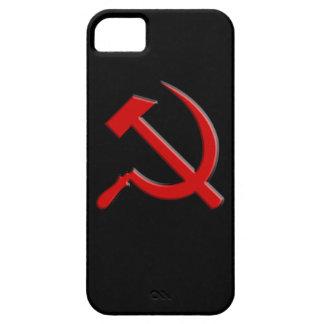 Caja del teléfono celular del martillo y de célula iPhone 5 carcasas
