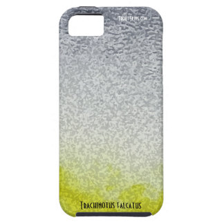 Caja del teléfono celular del permiso funda para iPhone 5 tough