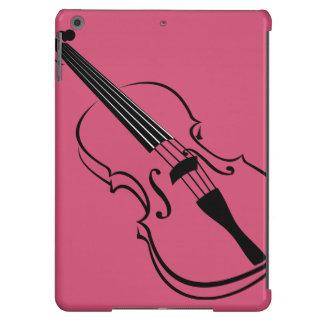 Caja del teléfono celular del violín