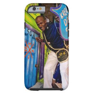 Caja del teléfono DancingMan504 Funda Resistente iPhone 6