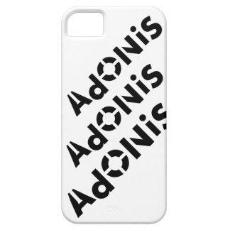 Caja del teléfono de Adonis Funda Para iPhone 5 Barely There