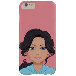Caja del teléfono de Avatar Funda De iPhone 6 Plus Barely There