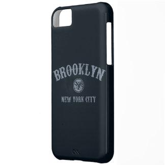 Caja del teléfono de Brooklyn Nueva York Funda Para iPhone 5C