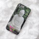 Caja del teléfono de Buda del jardín Funda De iPhone 6 Barely There