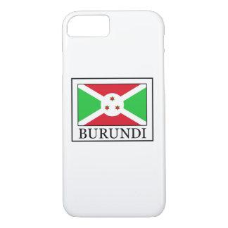 Caja del teléfono de Burundi Funda iPhone 7