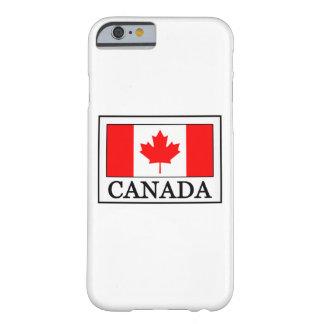 Caja del teléfono de Canadá Funda Para iPhone 6 Barely There
