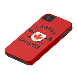 Caja del teléfono de Canadá LaCrosse iPhone 4 Cárcasas