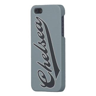 Caja del teléfono de Chelsea Nueva York iPhone 5 Carcasas