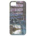 Caja del teléfono de Colorfull Europa I iPhone 5 Case-Mate Protector