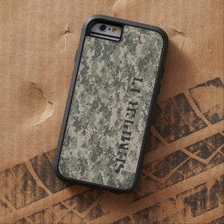 Caja del teléfono de Digi Camo Funda Tough Xtreme iPhone 6