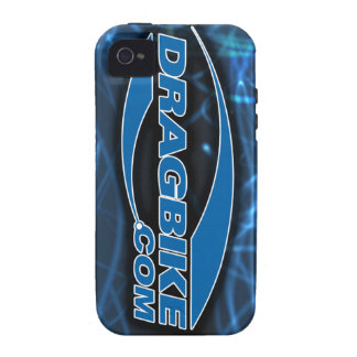 caja del teléfono de Dragbike.com iPhone 4/4S Carcasas