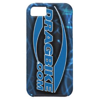 caja del teléfono de Dragbike.com iPhone 5 Funda