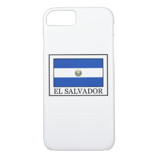 Caja del teléfono de El Salvador Funda iPhone 7