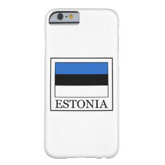 Caja del teléfono de Estonia Funda Barely There iPhone 6