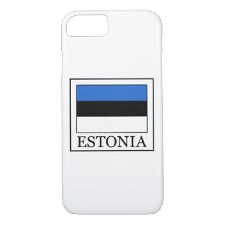 Caja del teléfono de Estonia Funda iPhone 7