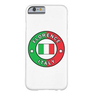 Caja del teléfono de Florencia Italia Funda De iPhone 6 Barely There