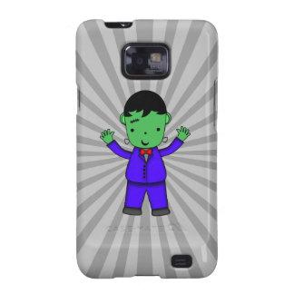 Caja del teléfono de Frankenstein Samsung Galaxy SII Carcasas