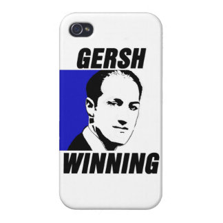 Caja del teléfono de George Gershwin i iPhone 4/4S Carcasa