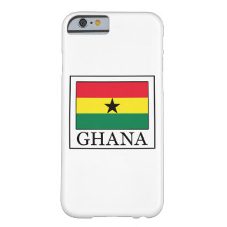 Caja del teléfono de Ghana Funda Para iPhone 6 Barely There