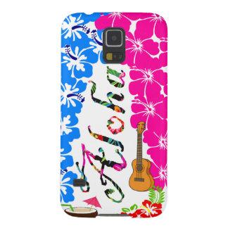 Caja del teléfono de Hawaii de la hawaiana Funda Para Galaxy S5