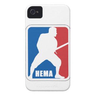 Caja del teléfono de HEMA iPhone 4 Protectores